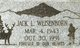 Jack E Weisenborn