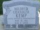 Mildred Louise <I>Misner Chandler</I> Kemp