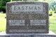 Jessie Louise <I>Williams</I> Eastman