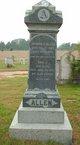 Profile photo:  Ann C. <I>Howland</I> Allen