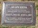 Profile photo:  Alan Gess