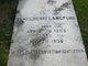"Lewis Henry ""Boney"" Langford"