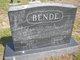 "Bernard C ""Ben"" Bende"