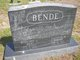 Eleanor M <I>Harris</I> Bende