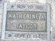 Katherine A. Taylor