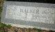 Harrison A. Walker