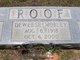 Elma Deweese <I>Mobley</I> Roof