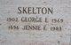 Jennie E Skelton