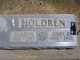 Gladys <I>Fleiss</I> Holdren