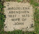 Profile photo:  Magdelena Abenshien