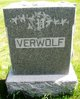 """Dirkje """"Deerkje"""" <I>VanEs</I> Verwolf"""
