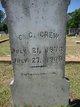 """Conley Charles """"C.C."""" Crew"""
