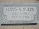 Lloyd Donald Kueck