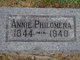 Anna Philomena <I>Bertrand</I> Merritt