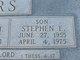 Stephen Emil Albers