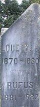 Louetta E. Atterbury