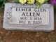 Profile photo:  Elmer Glen Allen