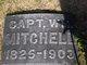 Capt William Mitchell