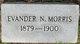 Evander N. Morris
