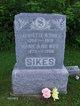 """Miriam Belle """"Minnie"""" <I>Allen</I> Sikes"""