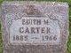 Profile photo:  Edith Mae <I>McCoy</I> Carter