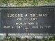Eugene A. Thomas