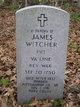 Profile photo:  James F. Witcher, Sr