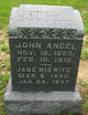Jane <I>Keffer</I> Angel