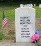 Robert William Horton
