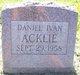Profile photo:  Daniel Ivan Acklie