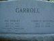 Joe Robert Carroll