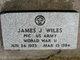 James J Wiles Jr.