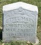 Ethel Mary Christensen