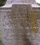 Profile photo:  Abraham C Dennis, Jr