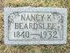 Nancy K <I>Kline</I> Beardslee