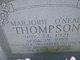 Marjorie O'Neal Thompson