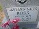 Garland Mills Ross