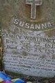 Susanna <I>Turnage</I> Worthington