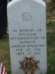 William Witherington, Sr