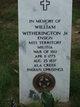 William Witherington, Jr