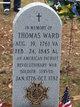 Thomas Ward