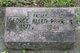 George Allen Parrick, Sr