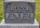 Frederick Harris Grimm