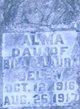 Profile photo:  Alma Belew