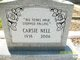 Carsie Nell Tootle