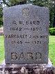Profile photo:  George Washington Bard