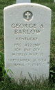 George Allison Barlow