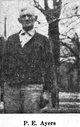 Percy Edgar Ayers