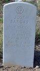 Pvt Jose Bargas