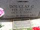 Douglas G Holway